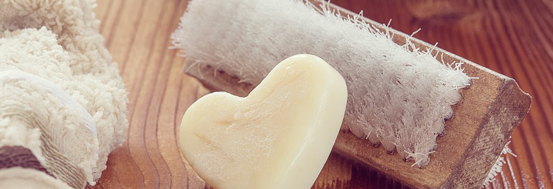 Reciclaje creativo: la magia del jabón.